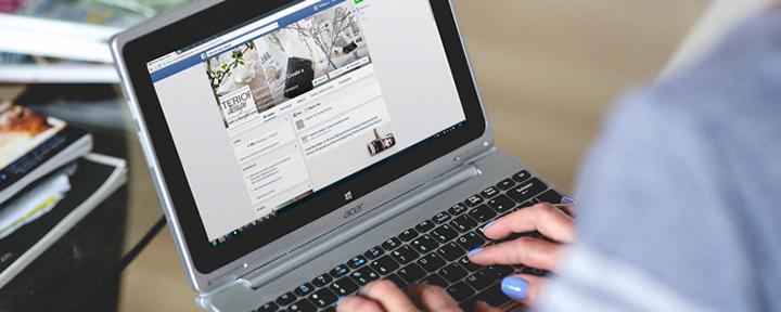 Come cercare un vecchio post di una Pagina Facebook