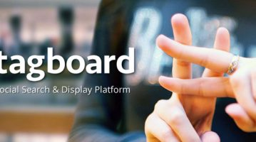 Tagboard: il tool per monitorare gli hashtag in tempo reale