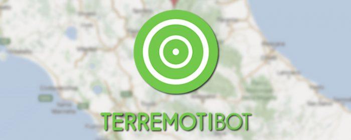 TerremotiBot: il bot di Telegram che ti avvisa sugli eventi sismici