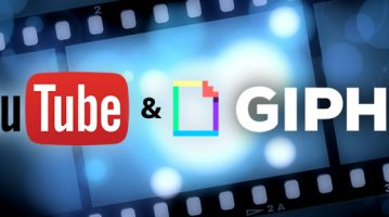 Come creare GIF animate da YouTube con Giphy