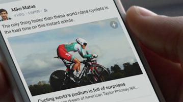 Facebook Instant Articles: analisi del comportamento dei lettori