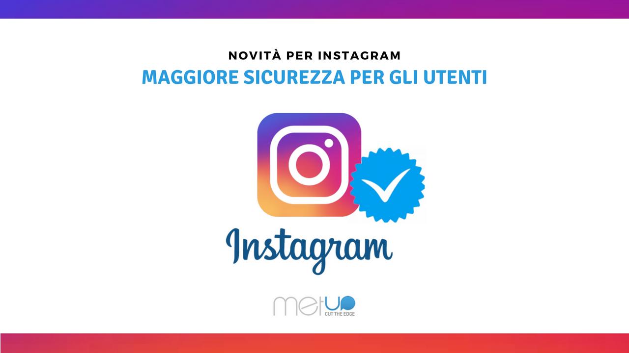 Instagram, tutti gli account potranno richiedere il badge blu