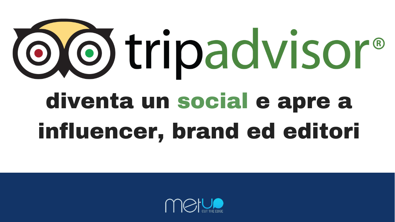 TripAdvisor si trasforma in social network, ecco tutte le novità